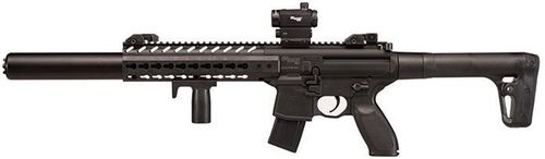 Sig Sauer MCX - Black with Sig 20R Red Dot Sight