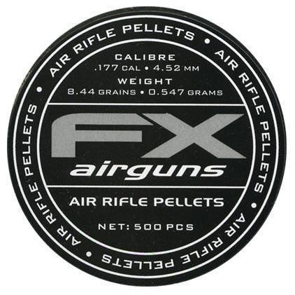 FX Airguns Air Rifle Pellets .177