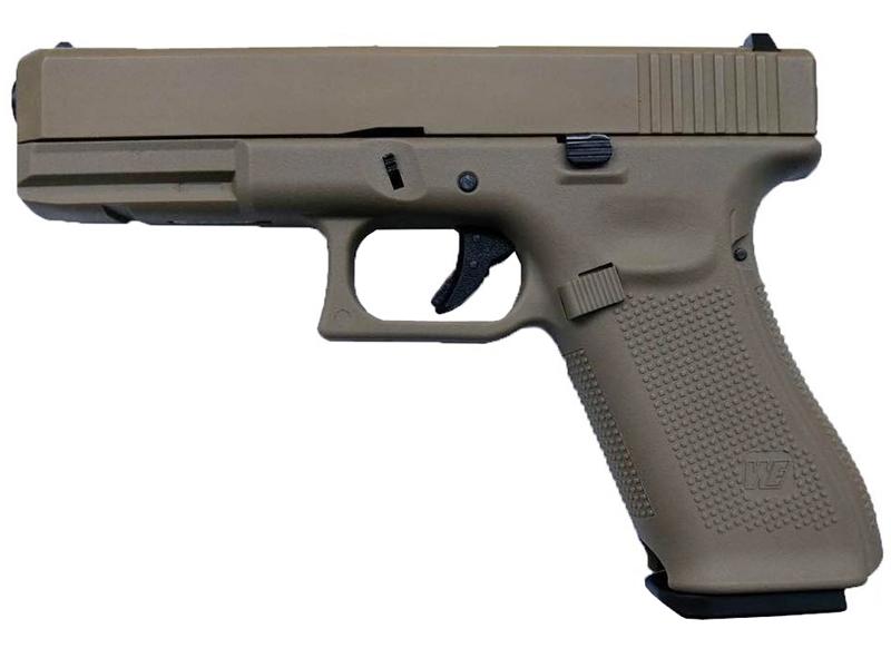 WE Glock 17 Gen 5 Tan - GBB