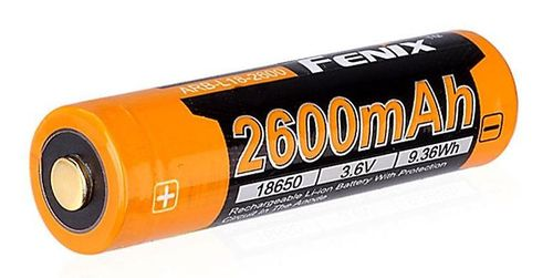Fenix ARB-L18-2600 18650 Battery