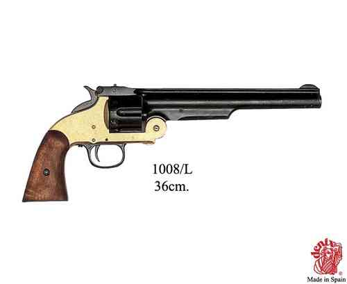 Denix 1869 Smith & Wesson Schofield Cal.45 Revolver 1008/L