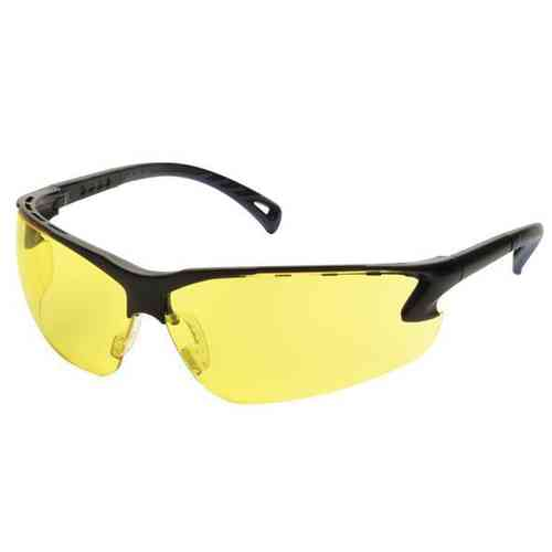 ASG Deluxe Airsoft Glasses - Yellow tint