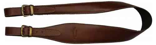 Maremmano Wide Leather Sling X602