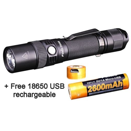 Fenix FD30 Focusing Torch