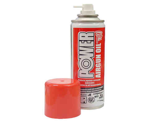Napier Power AirGun Oil Aerosol