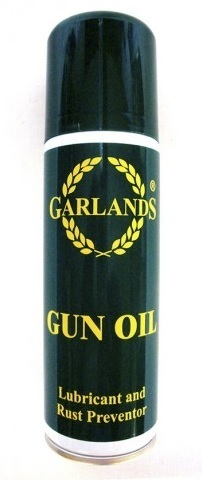 Garlands Gun Oil