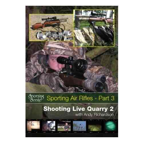 Sporting Air Rifles - Part 3: Shooting Live Quarry 2