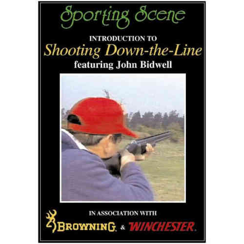 Sporting Scene - Shooting Down-The-Line