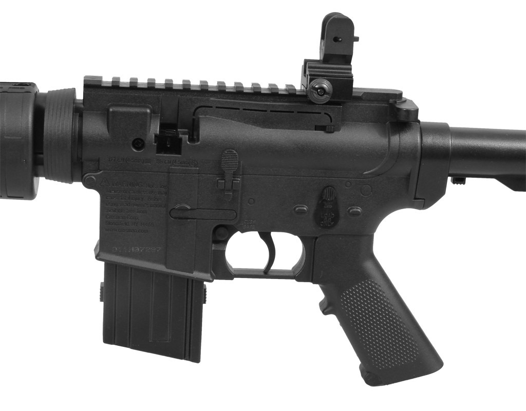 Crosman M4-177 - Pull The Trigger