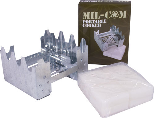 Mil-Com Portable Cooker