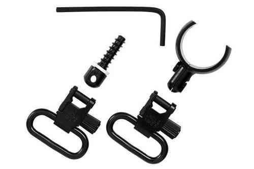 Uncle Mike's Quick Detachable Super Swivels - 16 Guage