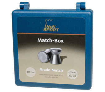 H&N Pellet Match-Box