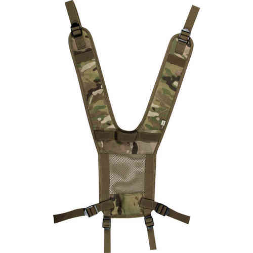 Web-Tex PLCE Multicam Standard Yoke