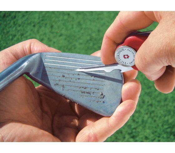 Victorinox Golf Tool Black Pull The Trigger