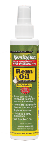 Remington Rem Oil - 6 OZ Spray Pump
