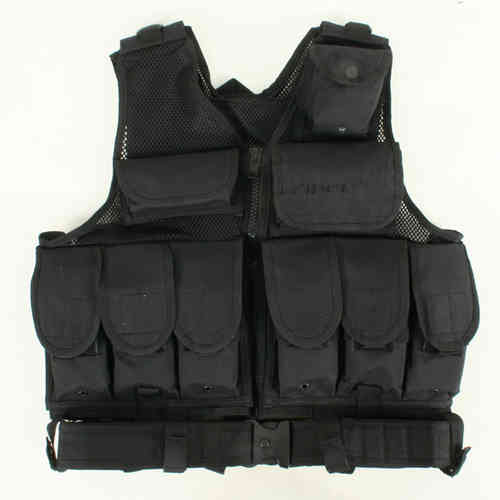 Viper LA Special Forces Vest - Black