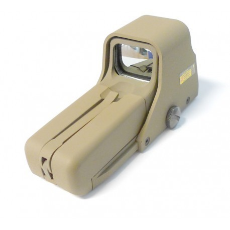 EOTech Style 552 Holographic Sight - Tan