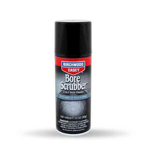 Birchwood Casey Bore Scrubber 2-in-1 Bore Cleaner - 10oz Aerosol