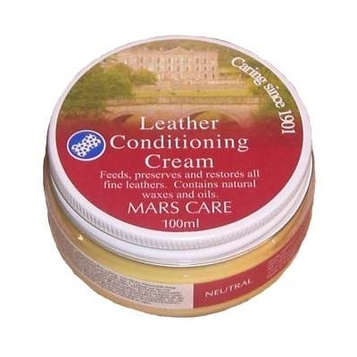 Mars Care Leather Conditioning Cream 100ml - Brown