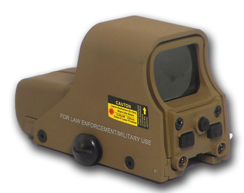 EOTech Style 551 Holographic Sight - Tan