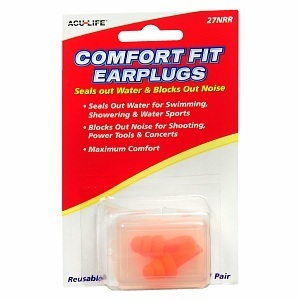 Acu-Life Comfort Fit Ear Plugs
