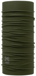 Buff 'High UV with Insect Shield' Headwear - Military Green