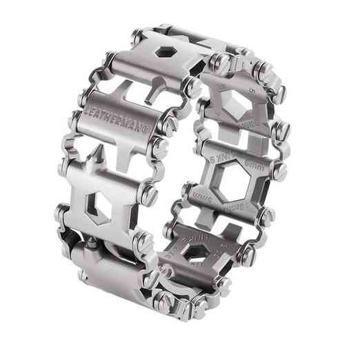 Leatherman Tread - Stainless Steel