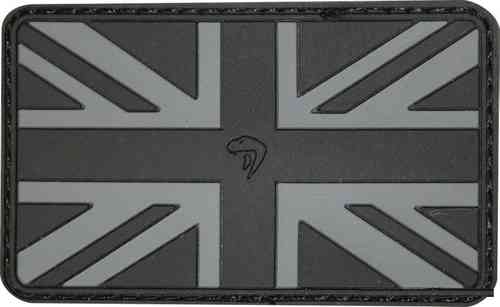 Viper Union Jack Patch - Black