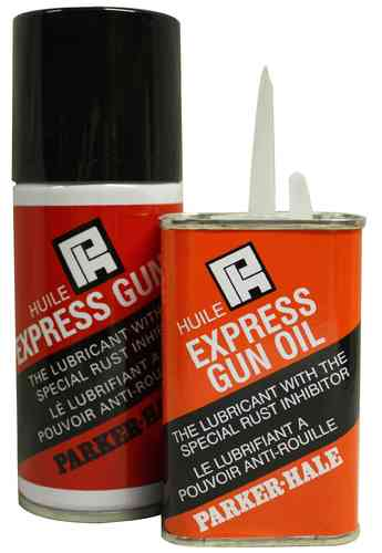 Parker-Hale Express Gun Oil - 125ml Tin