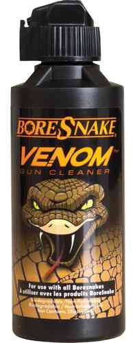 Hoppe's BoreSnake Venom Gun Cleaner 2oz Bottle