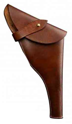 Webley Mk VI Service Revolver Leather Holster