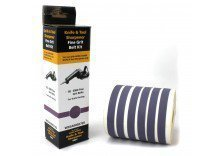 Work Sharp Knife and Tool Sharpener Replacement Belt Kit - Qty 6 FINE - 6000 grit