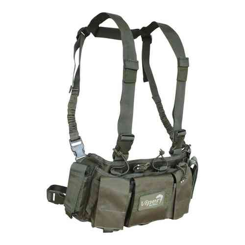 Viper Special Ops Chest Rig - OD Green