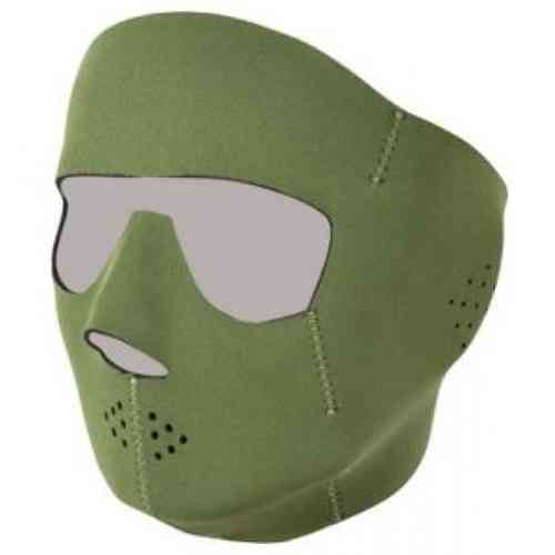 Viper Special Ops Face Mask - OD Green