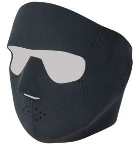 Viper Special Ops Face Mask - Black