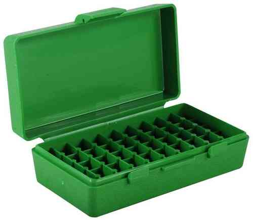 MTM Case-Guard .45 ACP Ammo Box (P-50)
