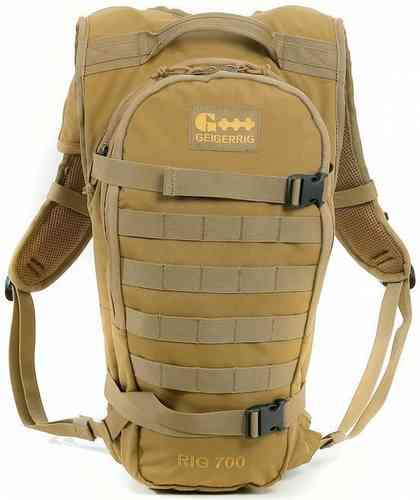 Geigerrig G5 Rigger Tactical 700 Coyote