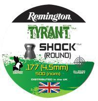 Remington Tyrant Shock .177