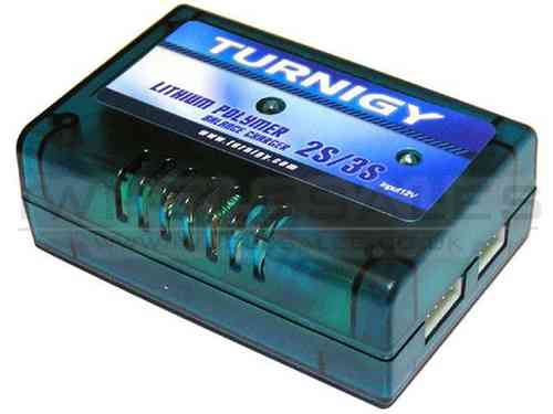 Turnigy 800mA Lipo Charger for 2S or 3S (7.4 / 11.1V) With Mains Power Supply