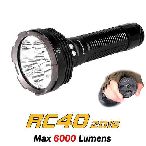 Fenix RC40 2016 Rechargeable Searchlight