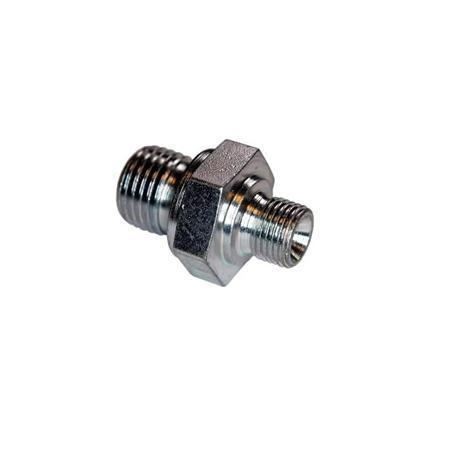 "1/8"" BSP - 1/4"" BSP Male to Male Thread Adaptor"