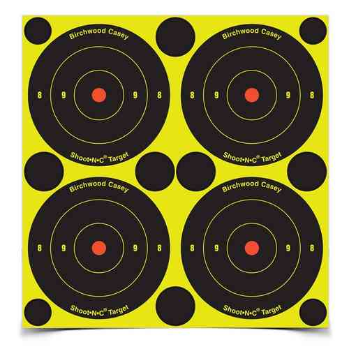 Birchwood Casey Shoot-N-C Targets - 48 x 3""