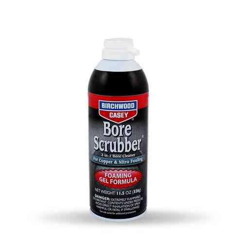 Birchwood Casey Bore Scrubber Gel / Foam - 11.5oz Aerosol