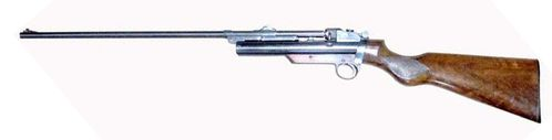 Webley Mk II Service Air Rifle .22