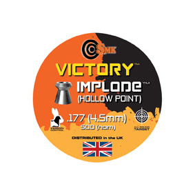 SMK Victory Implode (Hollowpoint) .177
