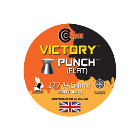SMK Victory Punch (Flat Head) .177