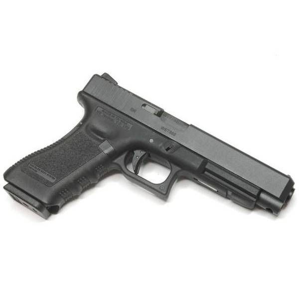WE Glock 34 - GBB - Pull The Trigger
