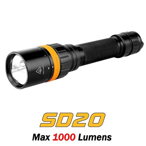 Fenix SD20 Diving Light