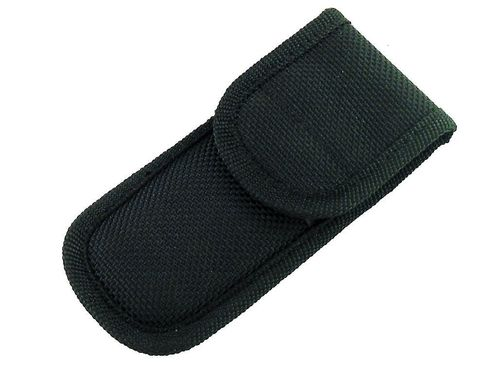 "Whitby 3.75"" Nylon Knife Pouch - Black - WP1/M"