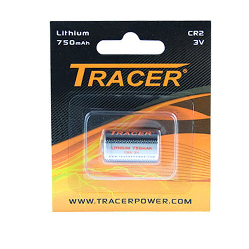 Tracer CR2 Lithium Non-Rechargeable Battery